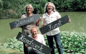 Kunst-Genuss-Handwerk Team